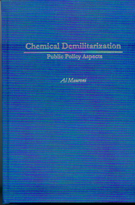 Chemical Demilitarization